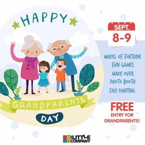 The Little Company Inc Grandparents Day