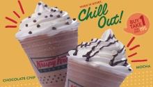 Buy 1 Get 1 Krispy Kreme Chillers FI