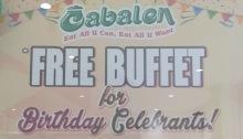 cabalen Birthday Treat FI