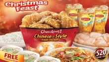 Chowking Christmas Feast FI