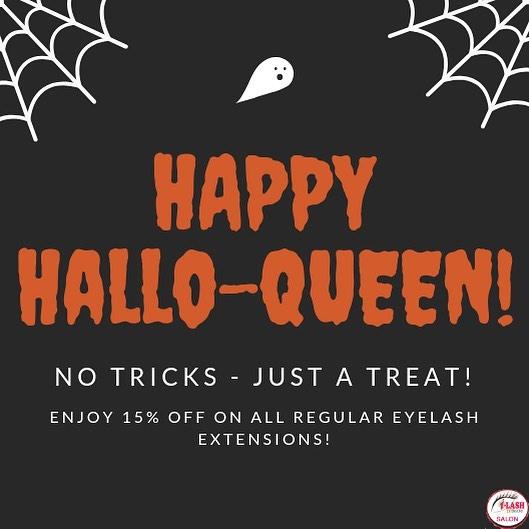 I-lash Extensions Salon Happy Hallo-Queen Treat