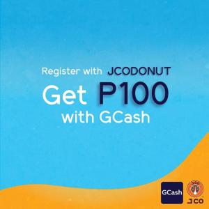 J.CO and Gcash Ber Month Surprise 2