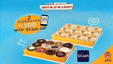 J.CO and Gcash Ber Month Surprise FI