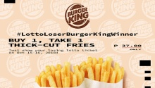 Lotto Loser Burger King Winner FI