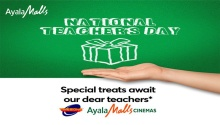 National Teacher's Day at Ayala Malls Cinemas FI