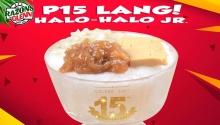 Razon's Restaurant P15 halo-halo FI