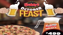 Shakey's October Feast 2018 FI