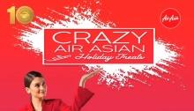 AirAsia Crazy Air Asian Holiday Treat FI