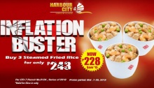Harbour City Inflation Buster FI