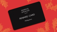 Marks and Spencer FREE Loyalty Card FI