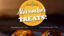 Mercedes Bakery November Treats FI