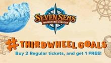 Seven Seas Third Wheel Goals FI