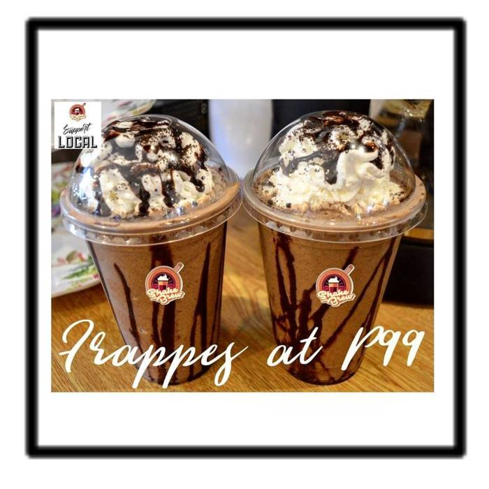 Shake and Brew Cafe Frappe for only P99