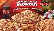Shakey's Weekday Pizza Blowout FI