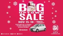 SM City CDO Big Uptown Sale FI