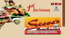 Steve's Bbq and Restaurant SM Downtown Premier 1st Year Anniversary FI2