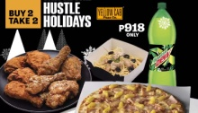 yellow cab buy 2 take 2 holiday hustle FI