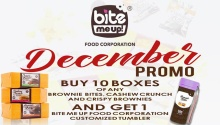 Bite Me Up Brownie Bites December Promo FI