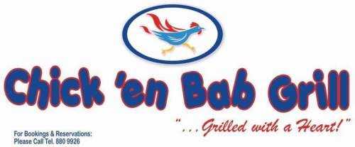 Chick en Bab Grill Seafoods and Restaurant Cover