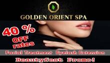 Golden Orient Spa Beautyfest Promo FI