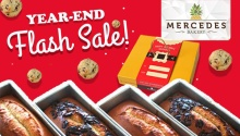 Mercedes Bakery Year-End Flash Sale FI