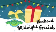Nailandia CDO Weekend Midnight Specials FI