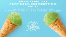 Nenecitas Sorbetes Matcha and 2nd Ice Cream Promo FI