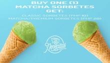 Nenecitas Sorbetes Matcha and 2nd Ice Cream Promo FI