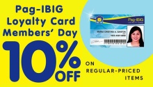 Pag-IBIG Loyalty Card Members Day FI