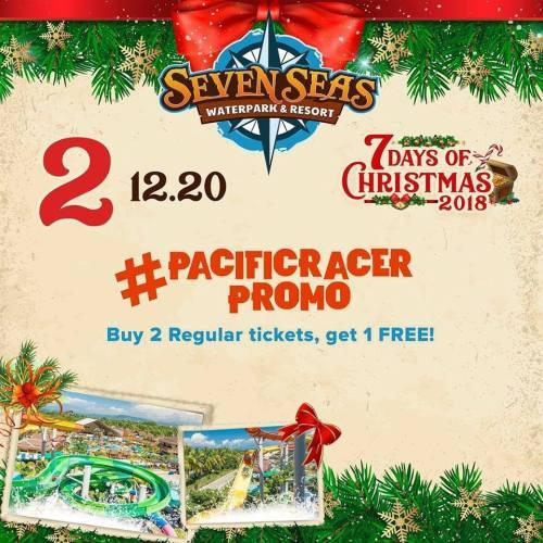 Seven Seas Day 2 PacificRacerPromo