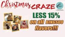 Bingsoo Corner Christmas Craze FI