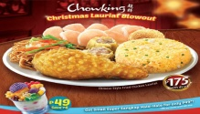 Chowking Christmas Lauriat Blowout FI