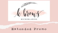 k brows extended promo FI