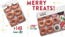 Krispy Kreme Merry Treats FI