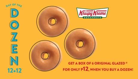 Krispy Kreme Day of the Dozen FI