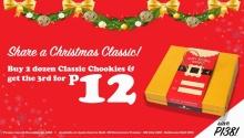 Mercedes Bakery 3rd Dozen Classic Chookie for P12 FI
