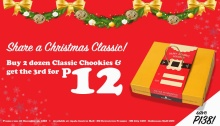 Mercedes Bakery 3rd Dozen Classic Chookie for P12 FI