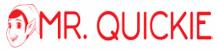 Mr. Quickie logo