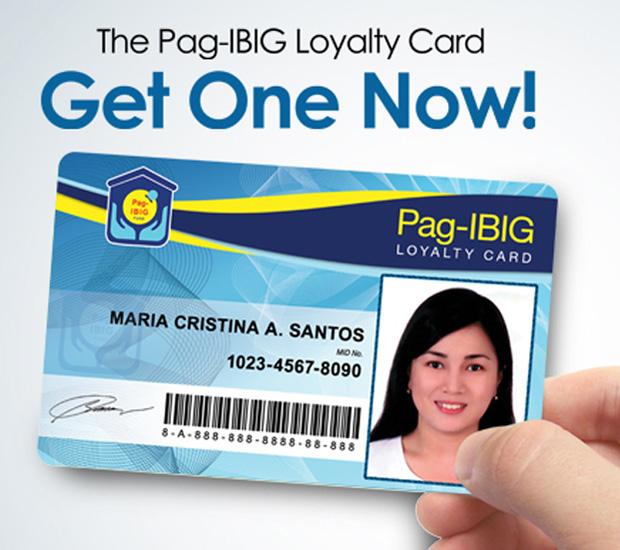 Pag-ibig Loyalty Card