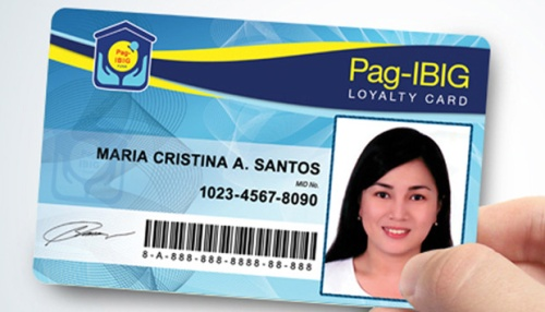 Pag-ibig Loyalty Card FI