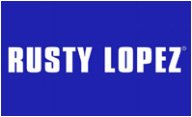 Rusty Lopez logo