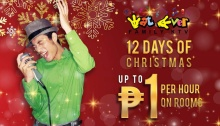Wat Ever Family KTV 12 days of Christmas Promo FI
