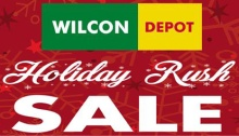 Wilcon Depot Holiday Rush Sale FI