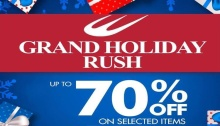 World Balance Grand Holiday Rush FI