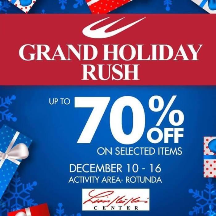 World Balance Grand Holiday Rush