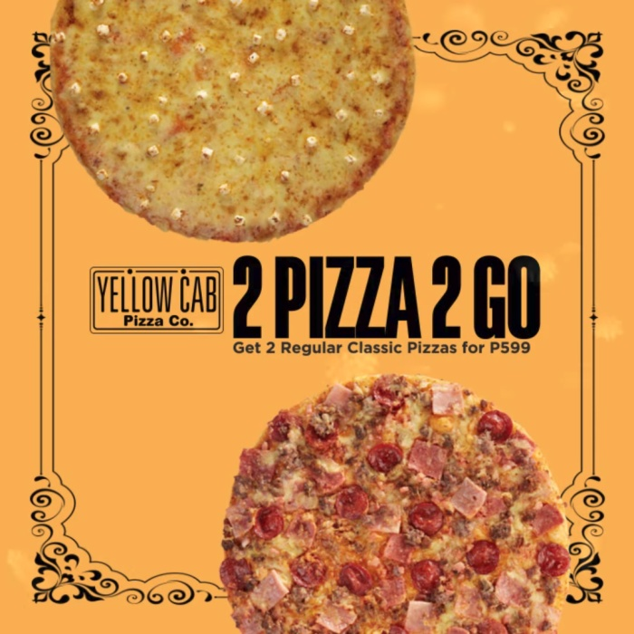 yellow cab 2 pizza 2 go
