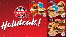 Zark's Burgers Holideals FI