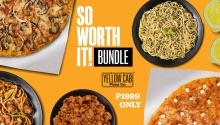 Yellow Cab So Worth It Bundle FI