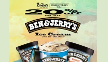 Ben & Jerry's ice cream 20% off FI 800px