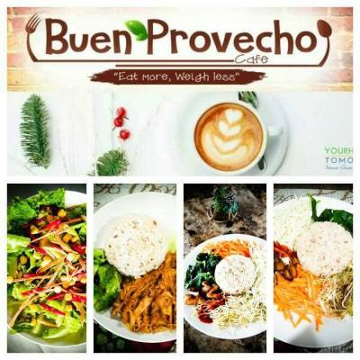 buen provecho cafe cover